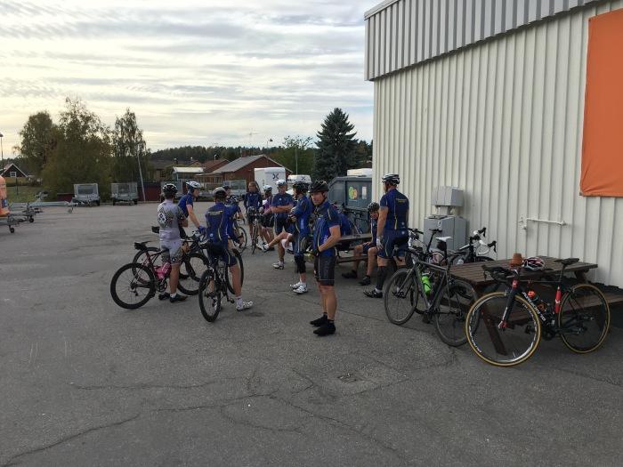 Linje KM TrosabydgensCyklister
