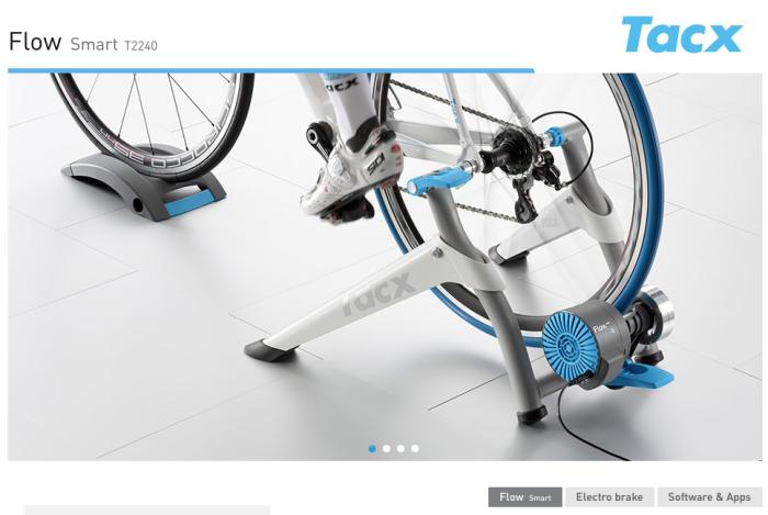 Tacx Flow SmartTrainer